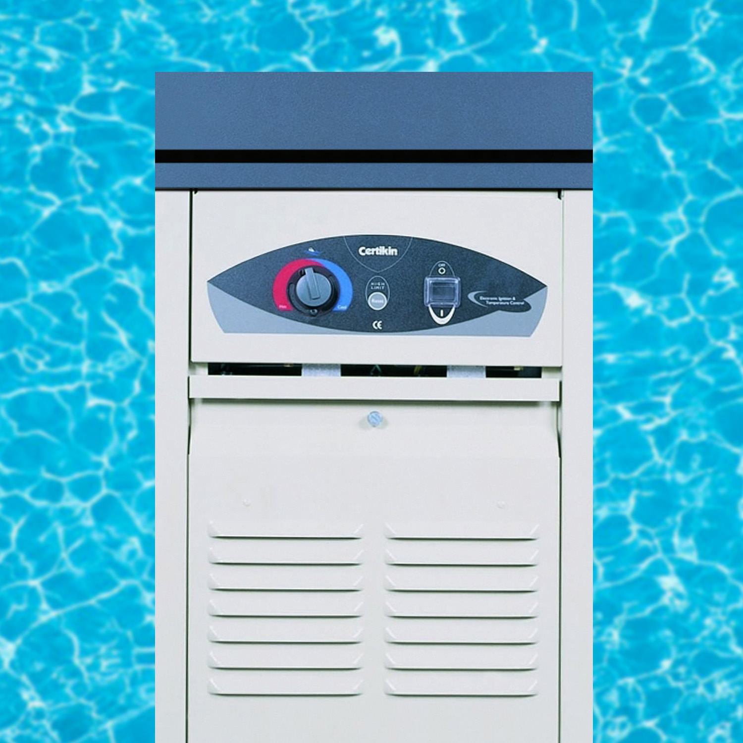 Swimming Pool Heater.